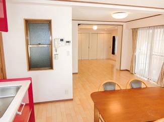 戸建フルリフォーム 二世帯住宅のための戸建フルリフォーム
