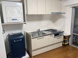 キッチンリフォーム内装と共に一新し、使いやすくなったキッチン