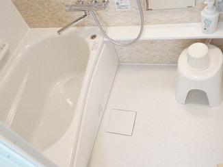 バスルームリフォーム マンションの水廻りを一新、より使いやすく快適なお部屋に