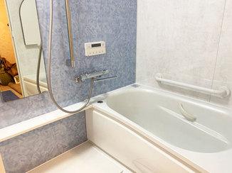 バスルームリフォーム エコジョーズでガス代節約!快適に使える浴室&洗面所