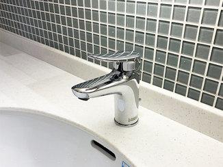 小工事 排水管の水漏れを解消し、快適に使える水栓