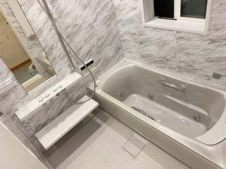 バスルームリフォーム 毎日のお風呂が楽しみになる、ホテルのようなバスルーム&洗面所